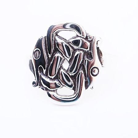 Morven Silver Ring