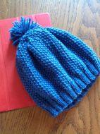 Aran Beanie Hat
